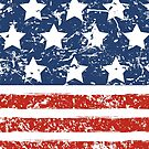 Grunged USA Proud by SpiceTree