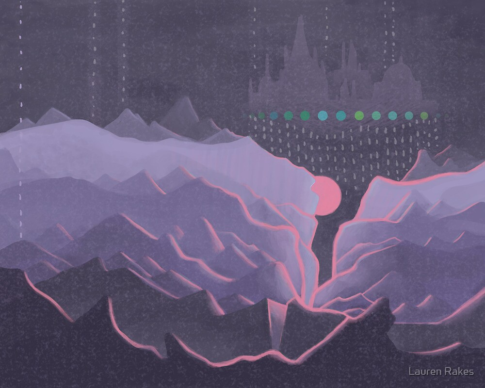Aurora 2 by Lauren Rakes