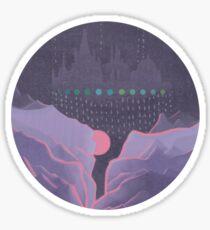 Aurora 2 Sticker