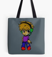 Gamer Geek Tote Bag