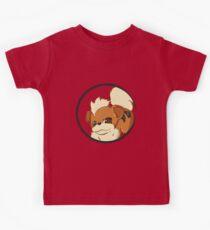 PokeMon - Growlithe Kids Clothes