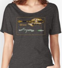 Year One - Arsenal Women's Relaxed Fit T-Shirt