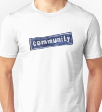Community Logo T-Shirt