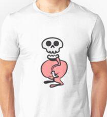 Monster scary Halloween skull T-Shirt