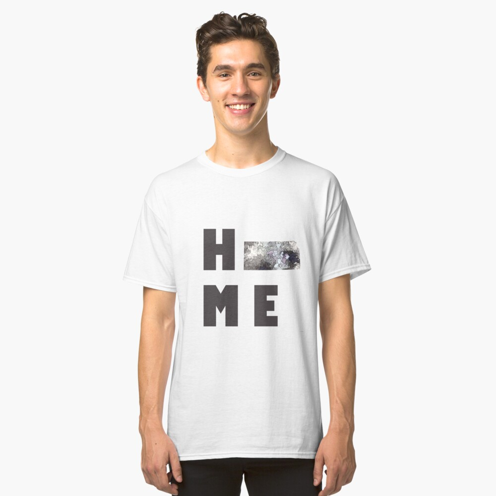 "Kansas ""HOME"" Classic T-Shirt"