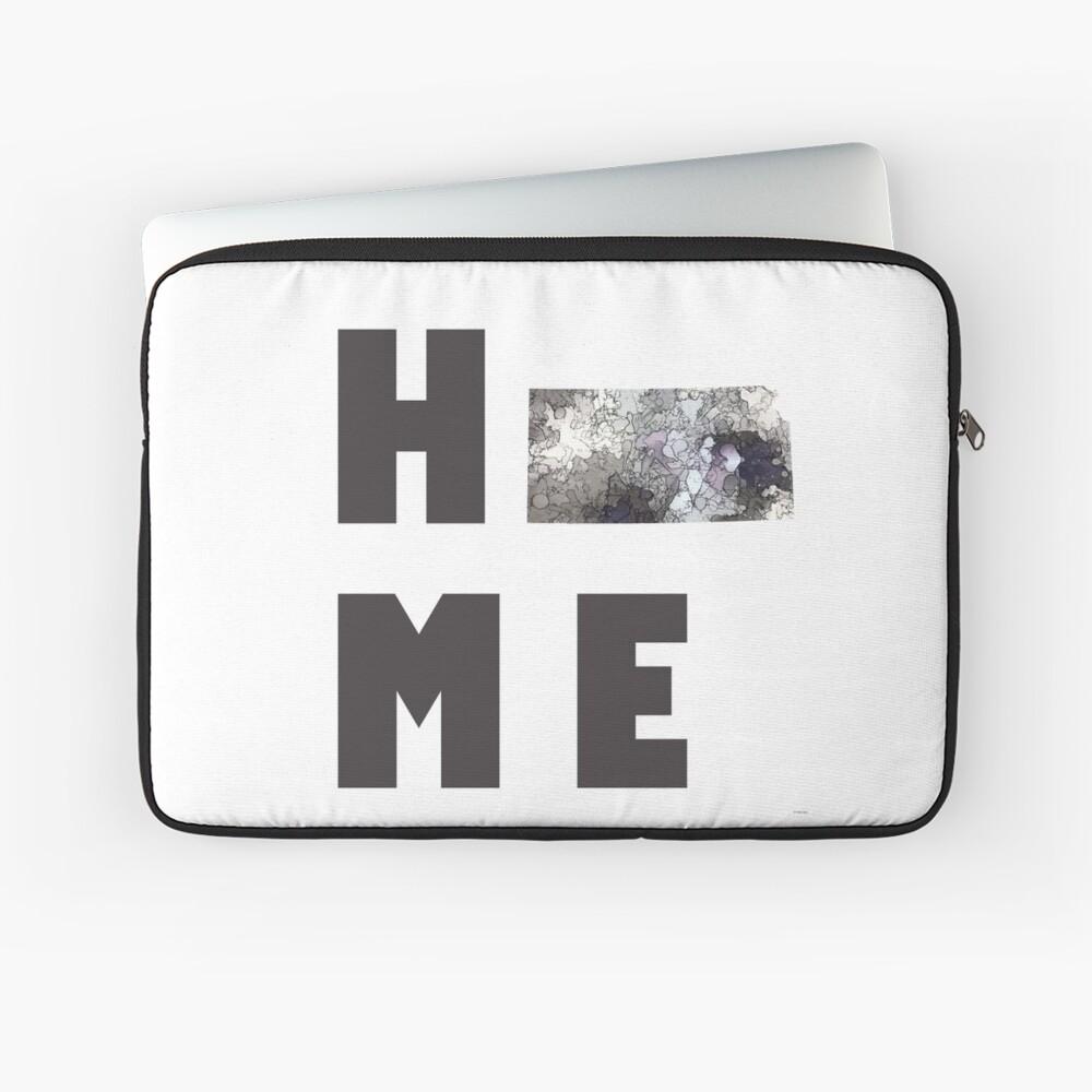 """Kansas """"HOME"""" Laptoptasche"""