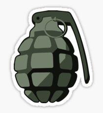 Grenade Sticker