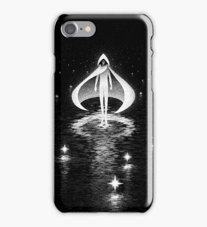 Moon and Stars Coque et skin iPhone