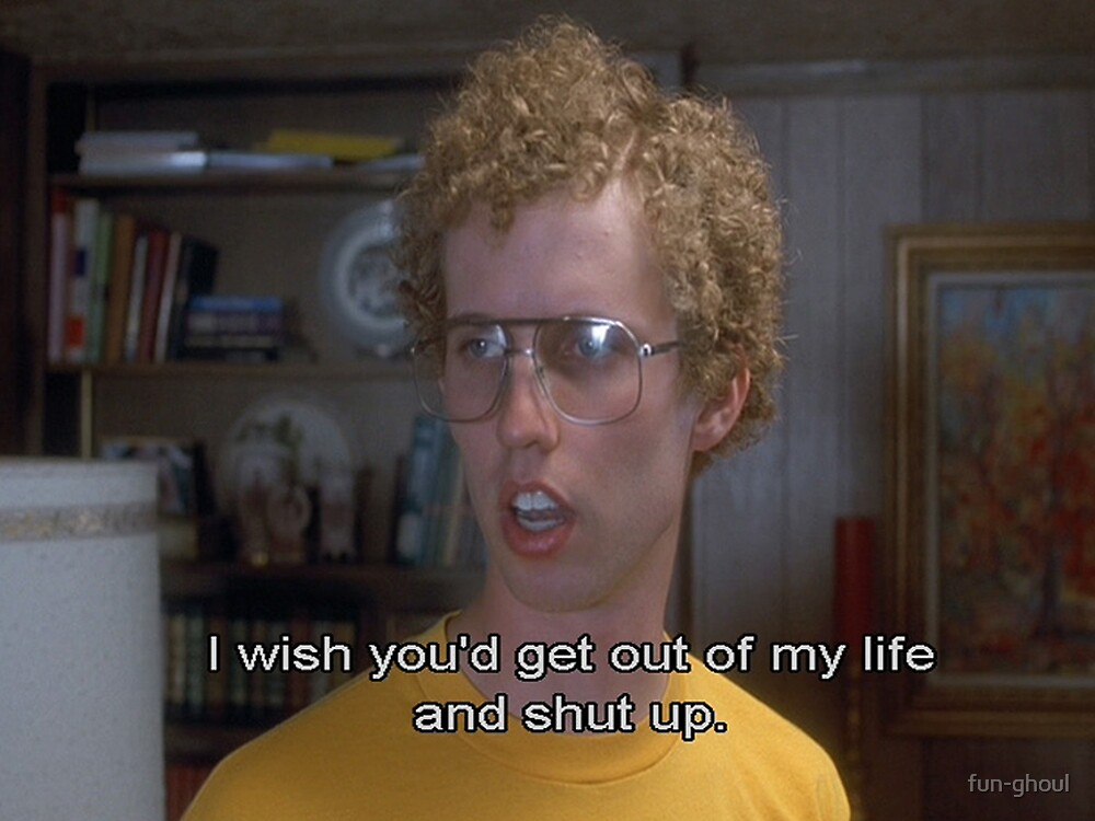 Napoleon Dynamite Quotes Napoleon Dynamite quotes to live by