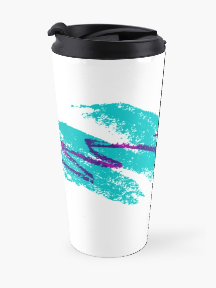Alternate view of 90's Jazz Cup Solo Cup Travel Mug