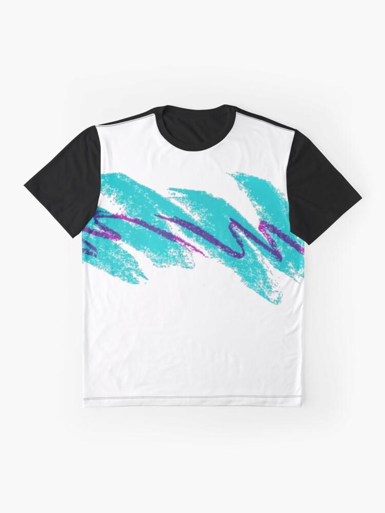 Vista alternativa de Camiseta gráfica Copa Solo de la Copa Jazz de los 90