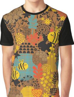 The bee Graphic T-Shirt