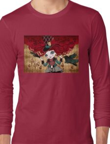 Mad Riddle Long Sleeve T-Shirt