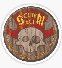 Scumm Bar Sticker