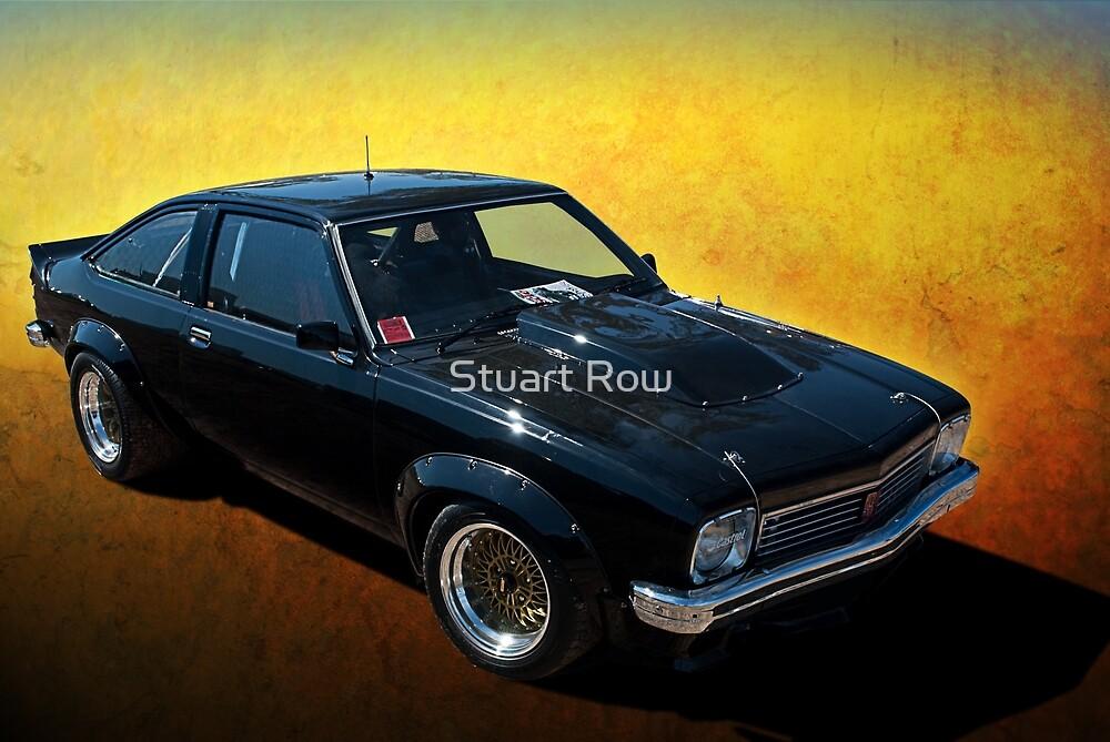 Black Torana A9X by Stuart Row