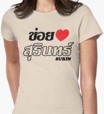 I Heart (Love) Surin, Isaan, Thailand T-Shirt