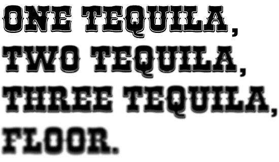 Tequila 3 Tequila Floor Pics