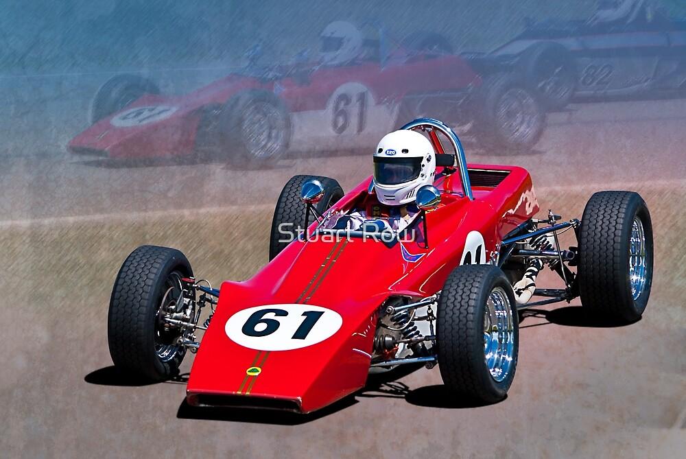 1969 Lotus 61 Formula Ford by Stuart Row