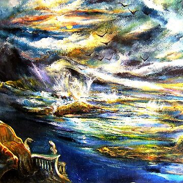 CRADLE OF THE SUN by Hawkski