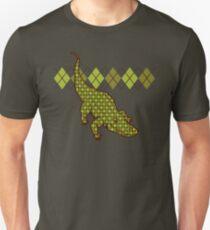 Artie the Argyle Alligator Unisex T-Shirt