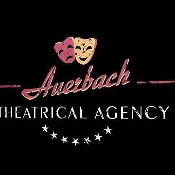 Agent Carter Auerbach Theatrical Agency by dogandbooks