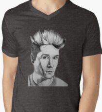 Dan Smith Bastille Drawing Mens V-Neck T-Shirt