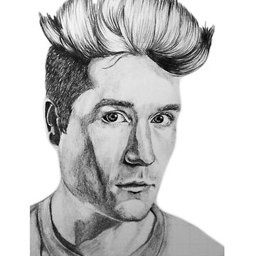 Dan Smith Bastille Drawing by zoeandsons
