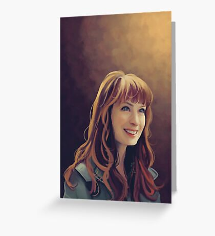 Charlie Bradbury Greeting Card