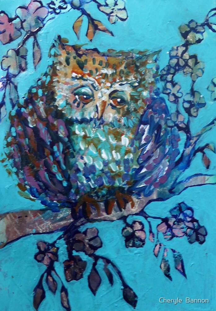 Turquoise Dreams by Cheryle  Bannon