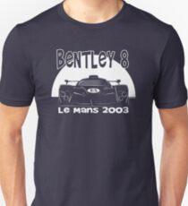 Bentley Speed 8 Unisex T-Shirt