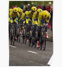 Giro d'Italia - Belfast 2014 Poster