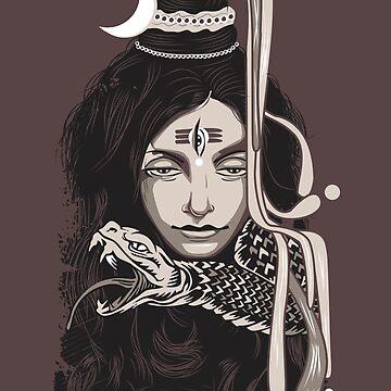Shivaya by sakshamputtu