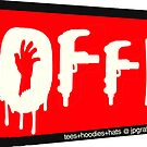 COFFIN Clothing sticker by JP Grafx