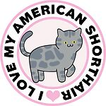 American Shorthair Cat Lover Gifts