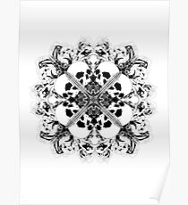 Skullduggery - Fineliner Illustration Poster