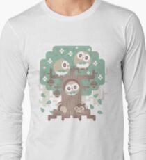Wood Owl Woods T-Shirt