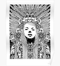 Kansas - Fineliner Illustration Poster