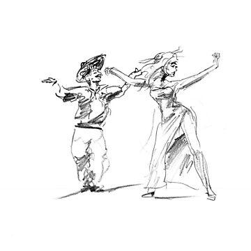 Dance I by josetribolo