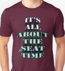 The key to being a good drifter... Unisex T-Shirt