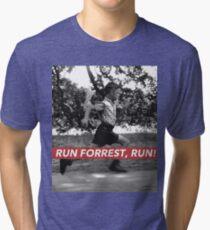 RUN FORREST, RUN! Tri-blend T-Shirt