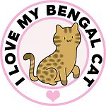 Bengal Cat Lover T-Shirts