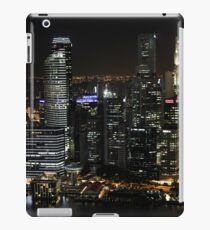 City Lights at Night iPad Case/Skin
