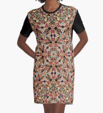 Boho Chic T-Shirt Kleid