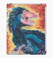 Feathered T-Rex iPad Case/Skin