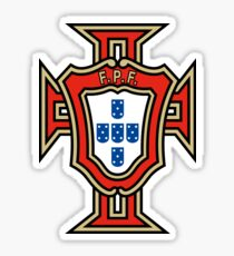 Portugal Soccer Logo Sticker