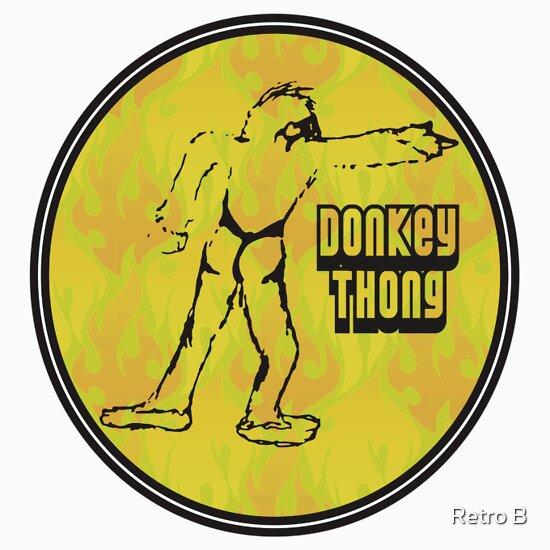 donkey thong