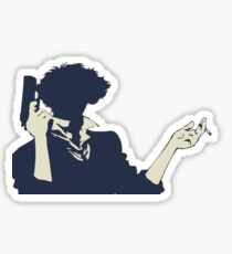 Cowboy Bebop - Spike Sticker