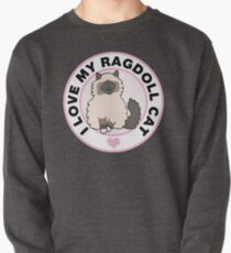 Ragdoll Cat Lover T-Shirts Pullover
