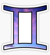 Gemini Sticker