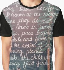 The Conifers Graphic T-Shirt